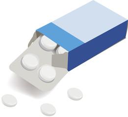 medicine pastiglie