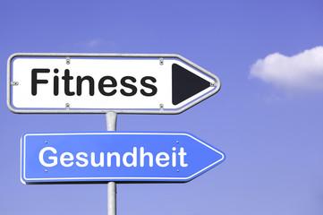 Fitness, Gesundheit