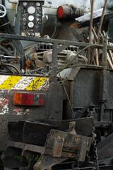 asphalt machine detail 3