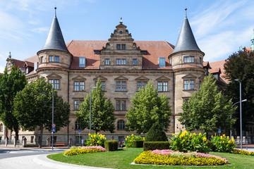 Bamberg, Gericht