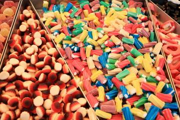 caramelle dolciumi mentine confetti prodotti per bambini