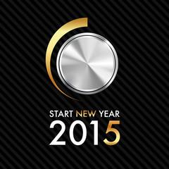 Silvester 2015 - Volume Up - Start new year