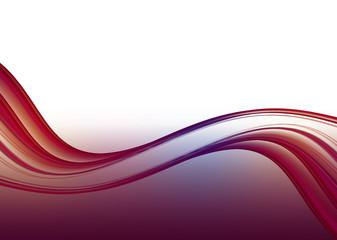 czerwone fale