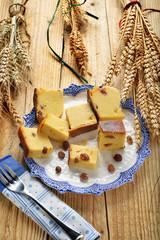 dolce di pane tipico veneto