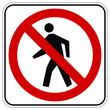 Fussgänger verboten #140804-svg06