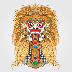 Devil Bali Mask