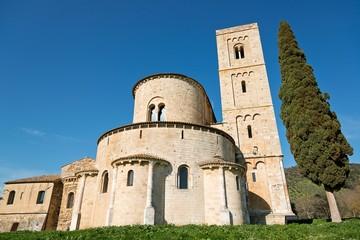 Abbazia Sant'Antimo- Toscana