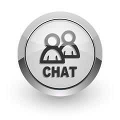 chat internet icon
