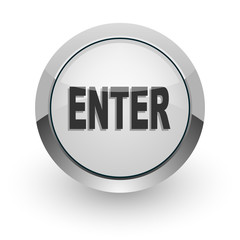 enter internet icon