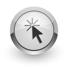 click here internet icon