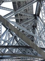 Portugal - Porto - Armature du Pont Dom-Luis