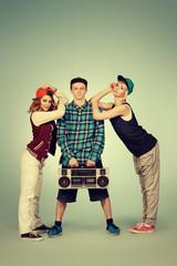 trio dancer