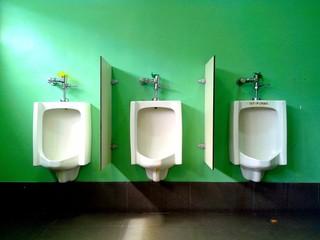 Men's toilet urinals