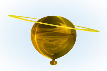 Golden Angle Balloon