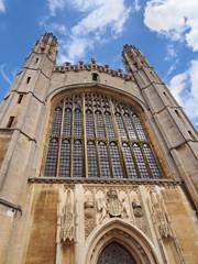 Cambridge University, King's College Chapel