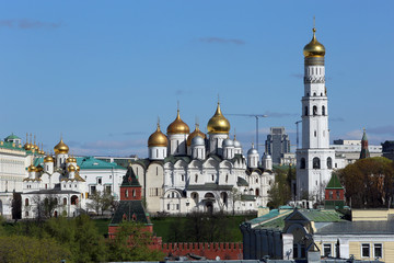 Кремль, Москва.