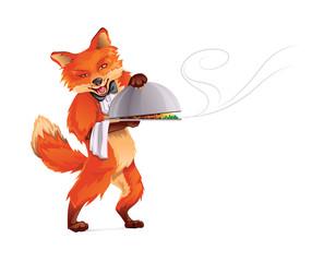 Fox Waiter
