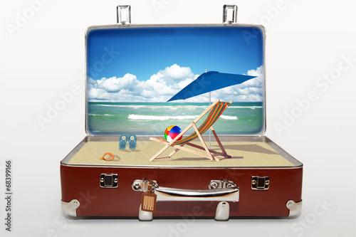 Urlaubskoffer - 68399166