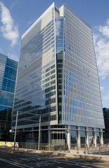 New offices, Docklands