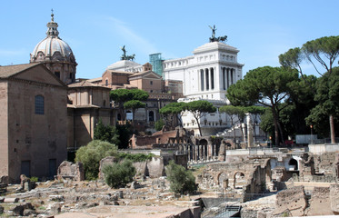 Древний Рим и современность
