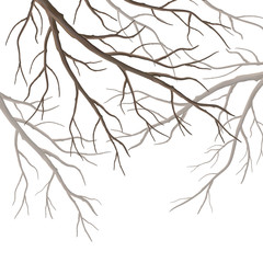 Vector Tree Branches
