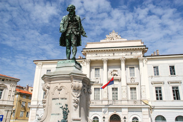 Giuseppe Tartini Statue
