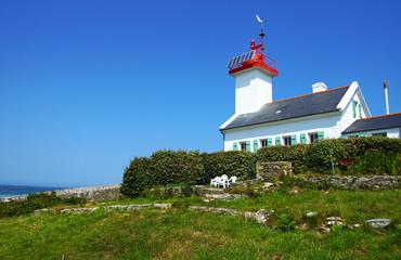phare de l'île Vrach'h