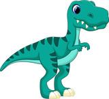 Tyrannosaurus cartoon