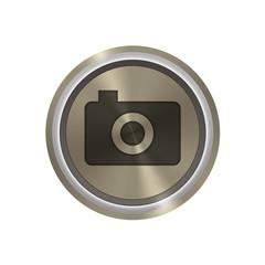 Icone bronze : appareil photo