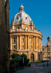 Radcliffe Camera, Oxford University, UK