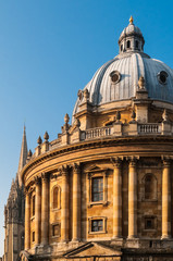 Radcliffe Camera, Oxford University, UK