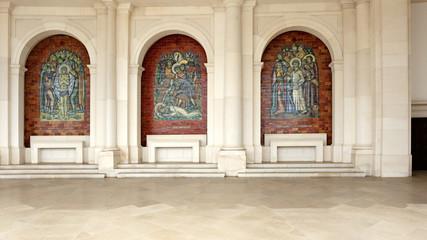 Tiles of Fatima