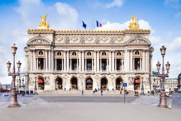 Oper Palais Garnier in Paris