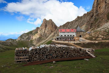 rifugio Alpe Tires - Trentino Alto Adige