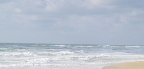 vagues deferlantes