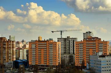Central district of Donetsk