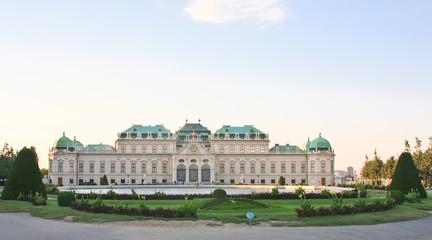 Upper Belvedere Palace. Vienna. Austria