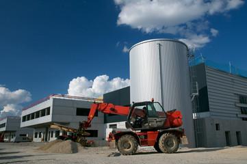 Industrie-Neubau
