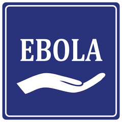 We care for Ebola, sign for clinics, hospitals