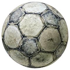 Vintage soccer ball 2