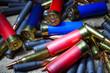 Leinwandbild Motiv hunting ammunition