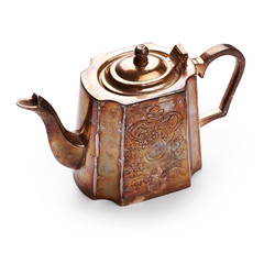 Ancient teapot