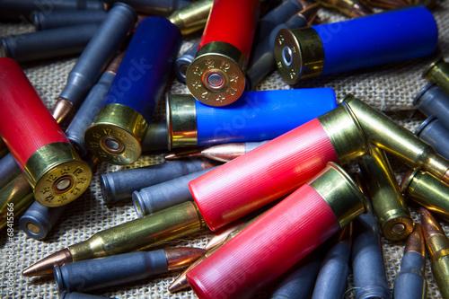 In de dag Jacht hunting ammunition