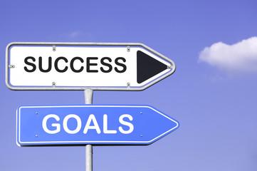 success and goals