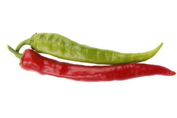 Two bitter pepper