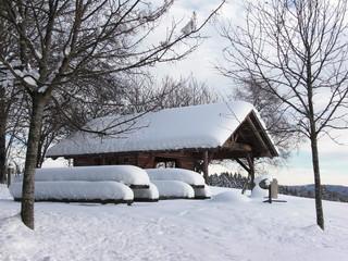 Wanderhütte Dachsberg