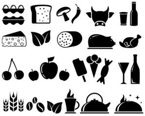 set food objects