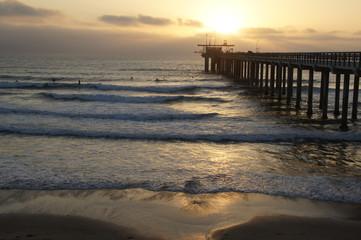 Scripps Pier San Diego, California