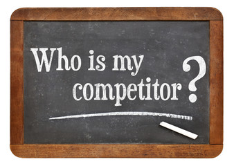 who is my competitor
