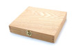 canvas print picture - Wooden Box